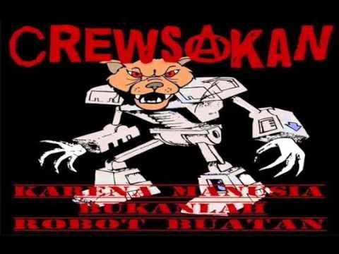Crewsakan - X Bata Punk ( Street Story ) Lirik