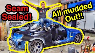 Rebuilding The CHEAPEST Salvage Auction Bmw M2 IN THE WORLD! Part 6