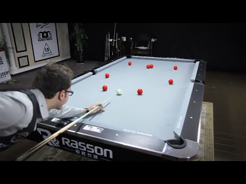 Insane Pool Trickshots 2016
