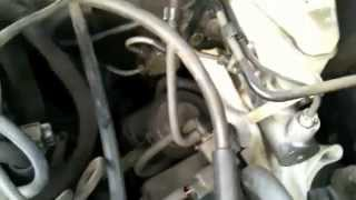 How To Change A Toyota Brake Master Cylinder