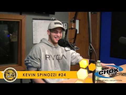 Kevin Spinozzi in The CHOK Studio