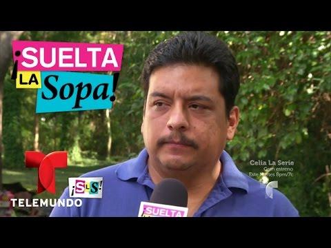 Suelta La Sopa | Empresario que contrato a Larry Hernández, reacciona a declaraciones | Telemundo