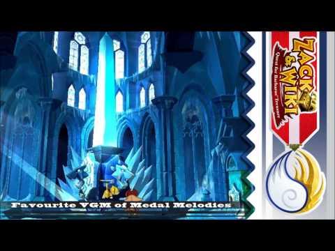 Golden VGM #576 - Zack & Wiki ~ Frozen Temple