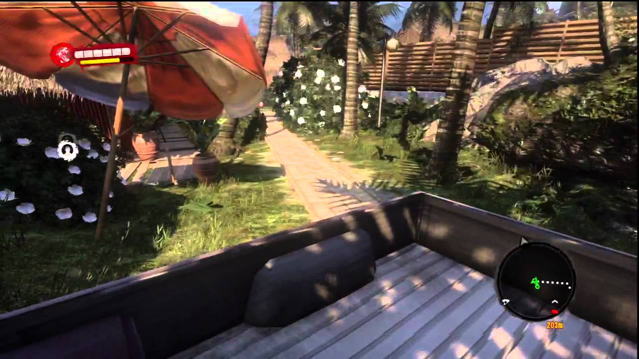 Dead Island Playthrough No Commentary