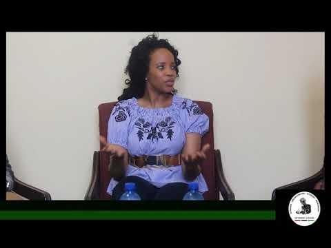 Afri ESM TV interview with Sinenhlanhla Sikhosana, Ph D Student in Astrophysics part 2