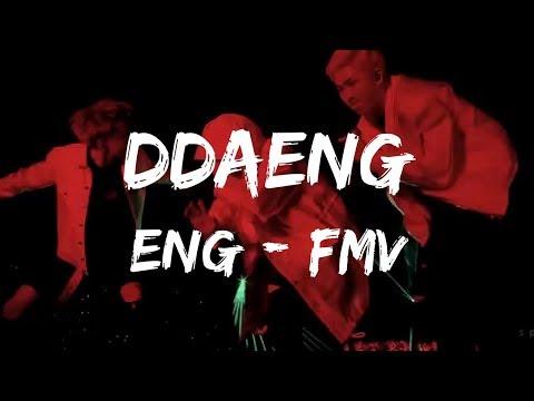 [FMV] : BTS (방탄소년단) Ddaeng MV - With ENG Lyric