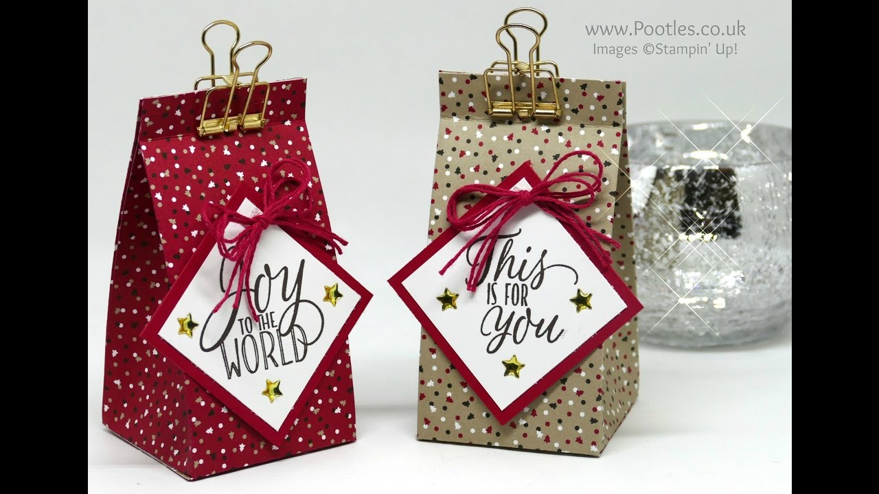 Download Pootles Advent Countdown 2016 #7 Table Favours