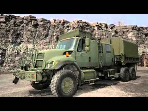 Navistar Defense - International 7000-MV