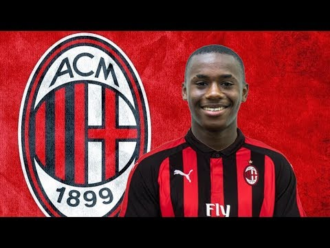 Tiago Djalo ● Welcome to AC Milan 2019 ● Defensive Skills &