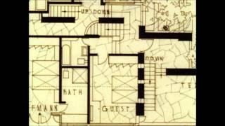 Fallingwater Design - Frank Lloyd Wright