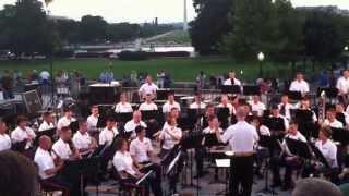 "7/30/14 ""La Procession du Rocio, Opus 9,"" Joaquín Turina, trans. Alfred Reed, US Marine Band"