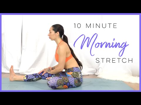 10 Minute Morning Yoga Stretch For Beginners