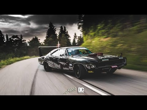 Dodge Charger Drift Is A Big Muscle Car Youtube