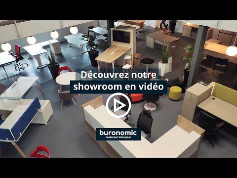 Nouveau showroom buronomic