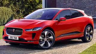 Design Volvo V60 2019 vs Car Jaguar I Pace 2019