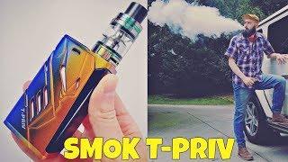 SMOK T-Priv 220W Starter Kit!
