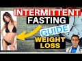 👉Intermittent Fasting Plan!!💥 Guide to Intermittent Fasting➡Fast Fat Loss✔Weight loss tips👈