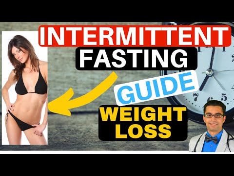 ��Intermittent Fasting Plan!!�� Guide to Intermittent Fasting➡Fast Fat Loss✔Weight loss tips��