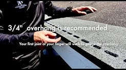 ESSENTIALS OF THE STARTER SHINGLE