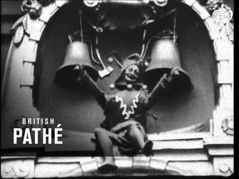 The Great Clock Of Berne (1932)