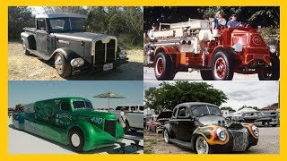 Most Unusual and Crazy Trucks All Time 2017.