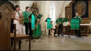 Halleluja, Leonard Cohen; Bonifatiuskapelle Hülfensberg am 29.o7.2017
