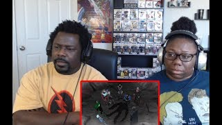 Young Justice 3x2 REACTION!! {Royal We}