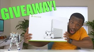 Xbox One S Unboxing + What's NEW?!(, 2016-08-02T22:00:39.000Z)