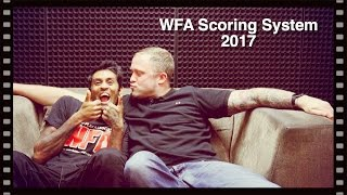 The New New WFA Scoring System - 2017