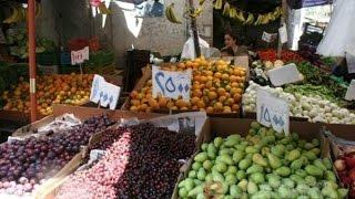 أسواق المواد الغذائية في دمشق تسجل أسعاراً قياسية جديدة   النشرة الاقتصادية