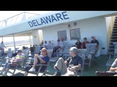 Exploring the Cape May-Lewes Ferry
