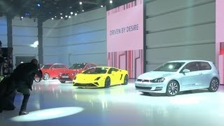 Volkswagen Group Night | 2012 Paris Auto Show