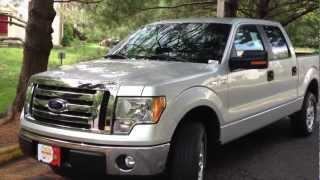 2012 Ford F-150 3.7L Review, Walk Around, Start Up & Rev, Test Drive
