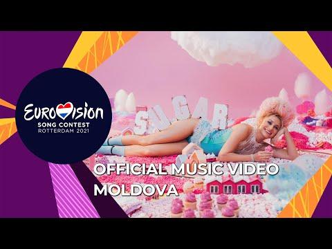 Natalia Gordienko - SUGAR - Moldova ?? - Official Music Video - Eurovision 2021