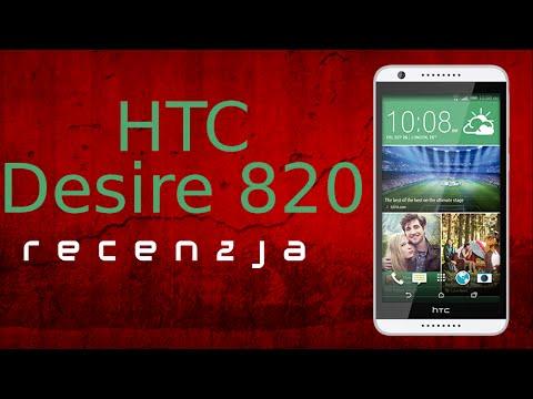 Recenzja HTC Desire 820 | TEST PL [Mobileo #113]