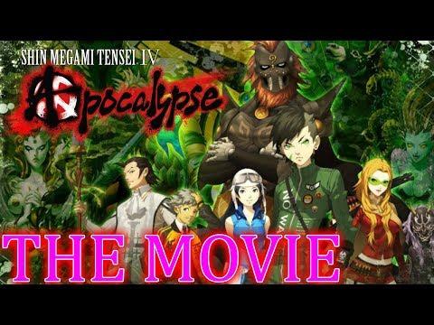 Shin Megami Tensei 4 Apocalypse THE MOVIE