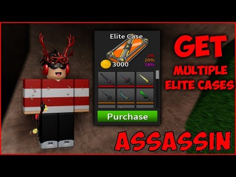 NEW AFK METHOD ONCE AGAIN! *GET TONS OF COINS* (Roblox Assassin)