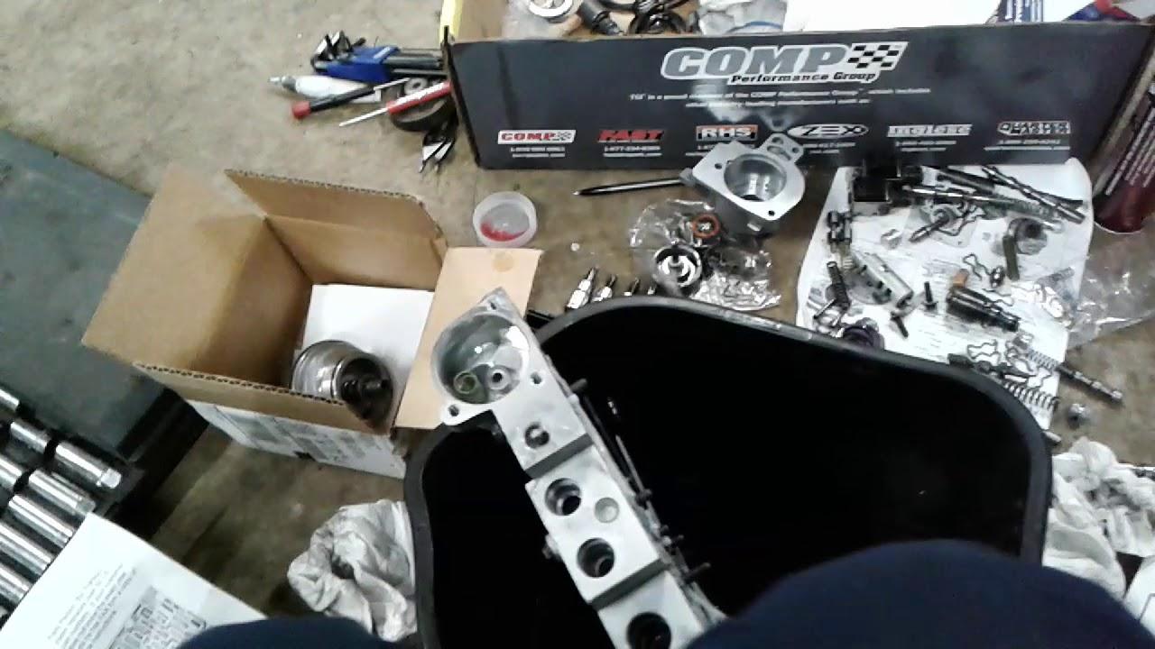 4l60e 4l60 sonnax pinless accumulators with transgo 1 kit