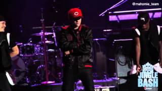 "Austin Mahone - ""Say Somethin"" @ B96 Pepsi JingleBash"