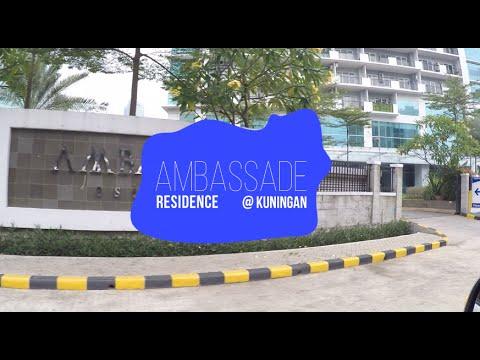 Ambassade Residence - Jakarta Selatan - Rukamen Apartment Tour