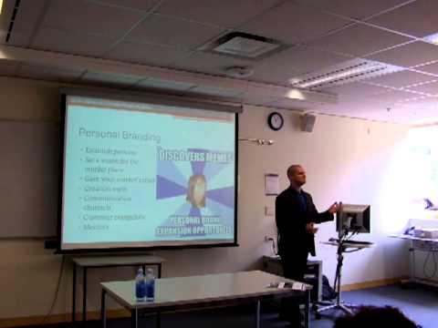 """Chris Hooper's """"30 Minute Intern Program"""" Speech a..."""
