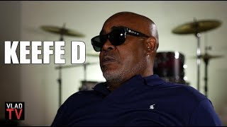 Keefe D: I Feel a Sense of Release After Telling My Story About the 2Pac Shooting (Part 30)