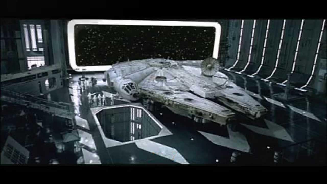 Star Wars IV Vs Vs Comparacion YouTube - Scenes original star wars created cgi