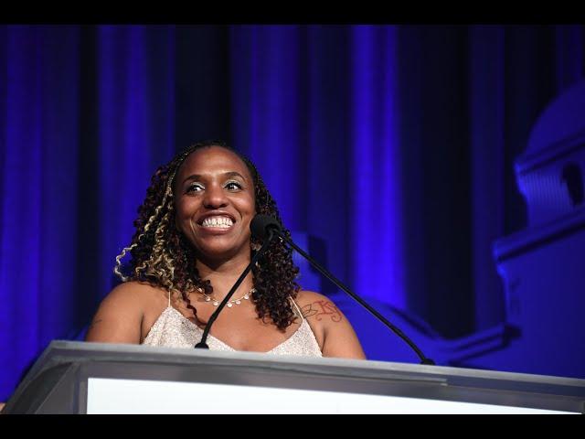 Kinjia Ross, 2019 U.S.VETS SALUTE Gala Client Speaker