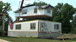 Energy-Efficient Custom Modular Home - Ann Arbor, MI