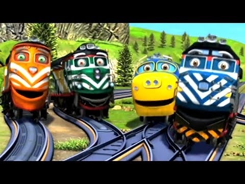 Chuggington - We Are The Chuggineers Song - Karaoke! (US)