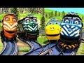 Chuggington - We Are The Chuggineers Song - Karaoke! (US)