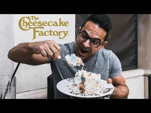 �� 3 Healthy Foods At The Cheesecake Factory | Low Calorie Weight Loss Recipes | Meal Planning