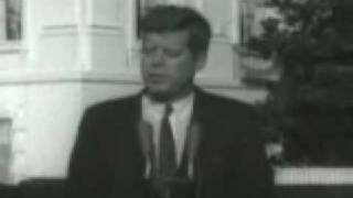 John Glenn & President John F. Kennedy