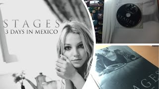 Baixar Unboxing: Stages [Limited Book/DVD] - Britney Spears | 3 Days in Mexico |